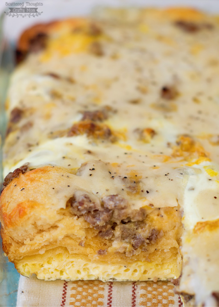 10-biscuits-and-gravy-with-sausage-and-egg-breakfast-casserole