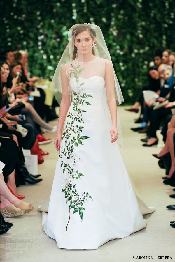 jasmine-greenery-wedding-dress-carolina-herrera