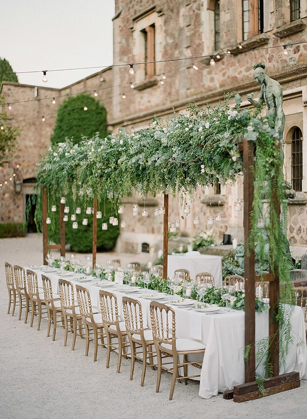 greenery-wedding-reception-decor