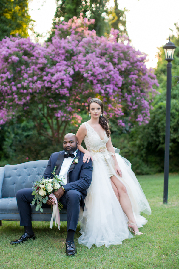 quotthe modern southern bellequot styled wedding inspiration
