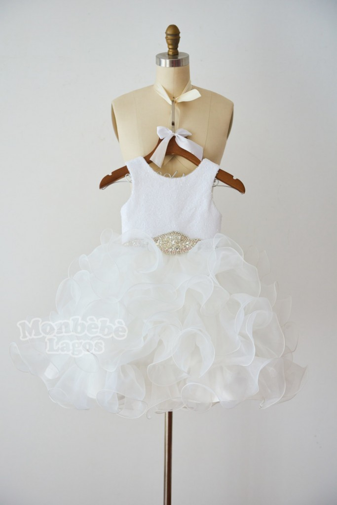 white-ruffle-ballgown-flower-girl-dress