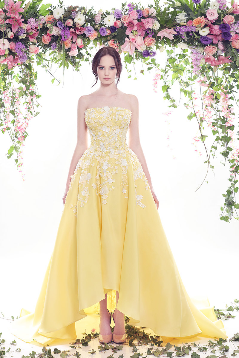best wedding dresses 15 yellow wedding dresses for and 1683