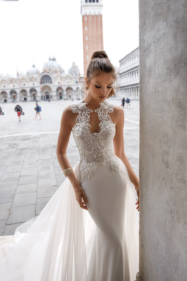detachable skirt wedding dress-julie vino spring 2018 venezia collection