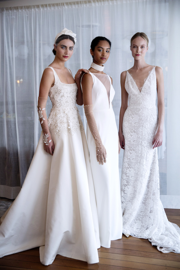 Lela Rose Wedding Dresses Nyc : Lela rose spring bridal fashion week aisle perfect