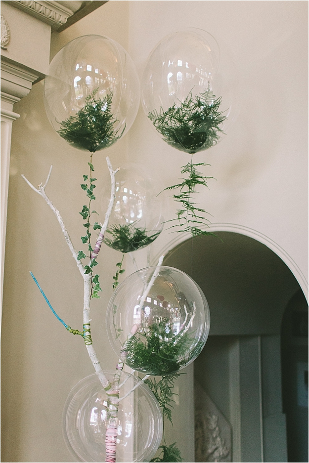 Trend alert prettyperfect balloon decor ideas aisle