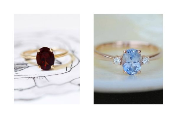 15 Pretty Perfect Engagement Rings Under $5 000 Aisle Perfect