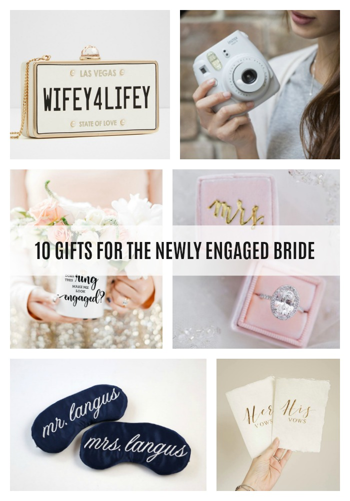 newly engaged gifts
