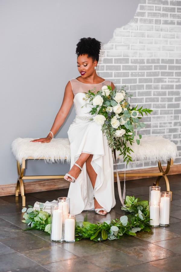 Copper And Rose Gold Wedding Inspiration Perfete