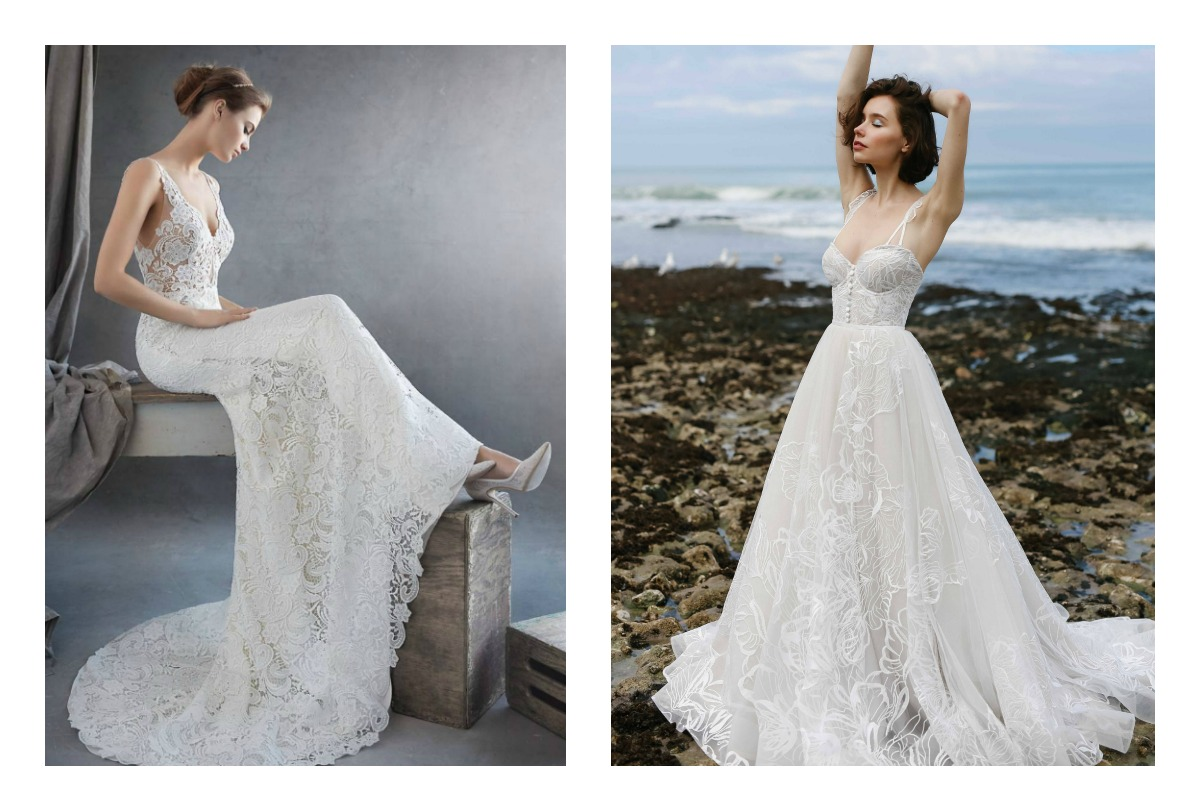 15 luxury wedding gowns under 5000 aisle perfect