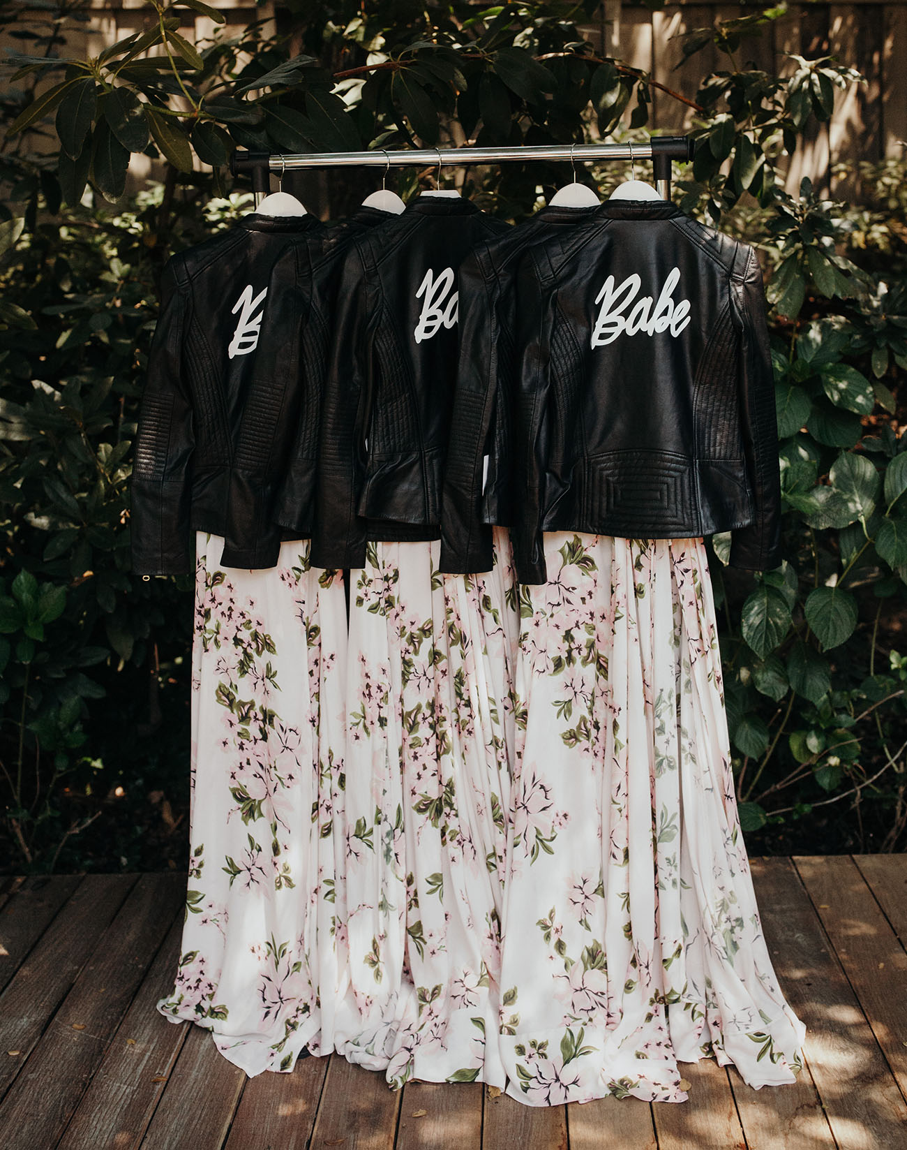 a9486b31781 Trend Alert  Denim and Leather Bridal Jackets - Perfete