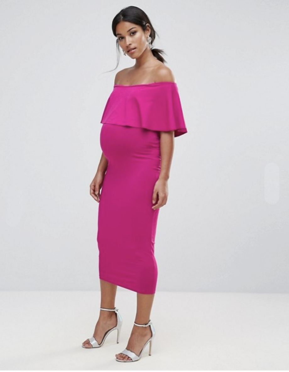 3357d85e0d7 10 Pretty Perfect Maternity Dresses for Your Baby Shower - Perfete