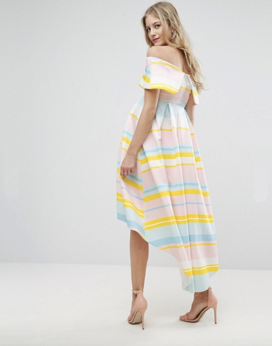 10 Pretty Perfect Maternity Dresses For Your Baby Shower Perfete