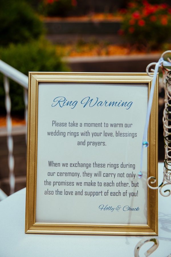 ring warming ceremony tradition