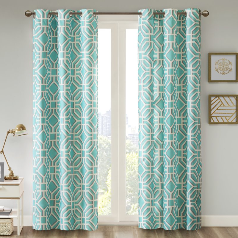 Bright Playful Curtains