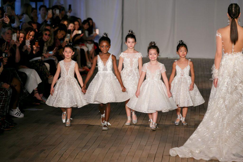 Berta mini bridal collection