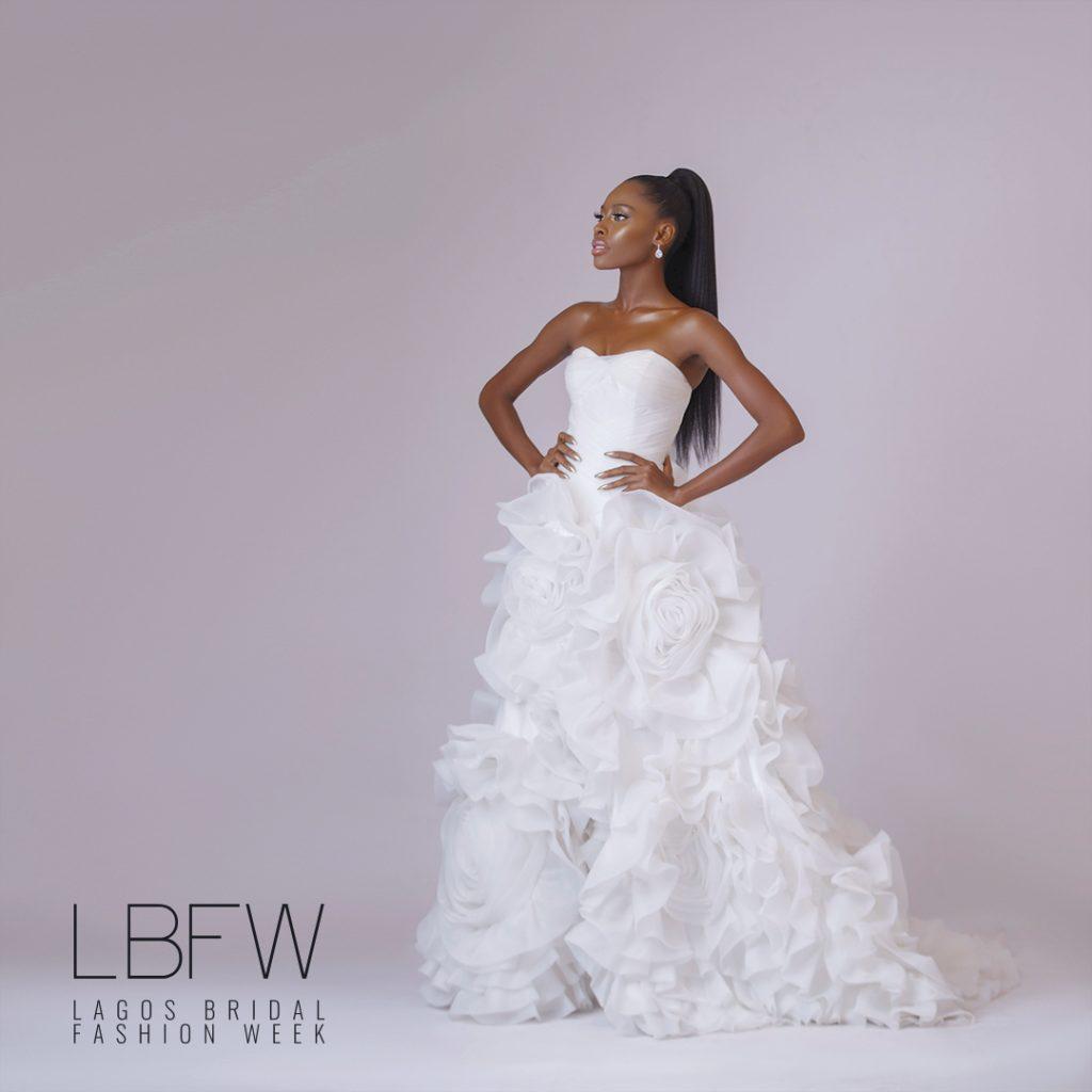 lagos bridal fashion week nigeria