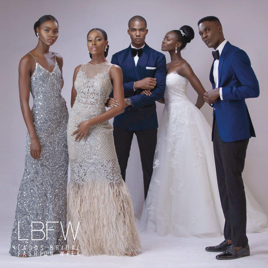 lagos bridal fashion week lbfw