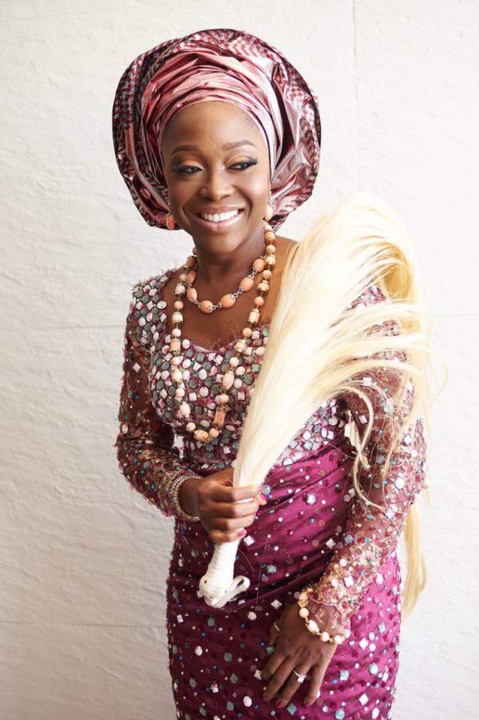 traditional igbo bride