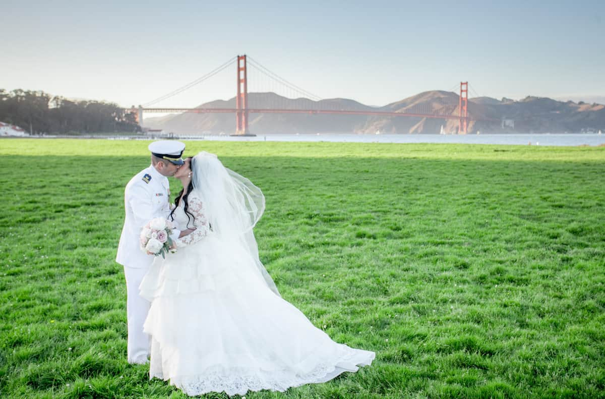 Traditional And Glamorous Wedding At The Historic San Francisco