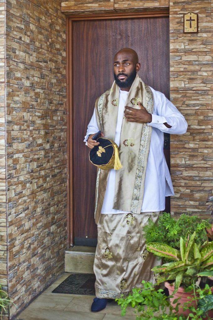 igbo groom