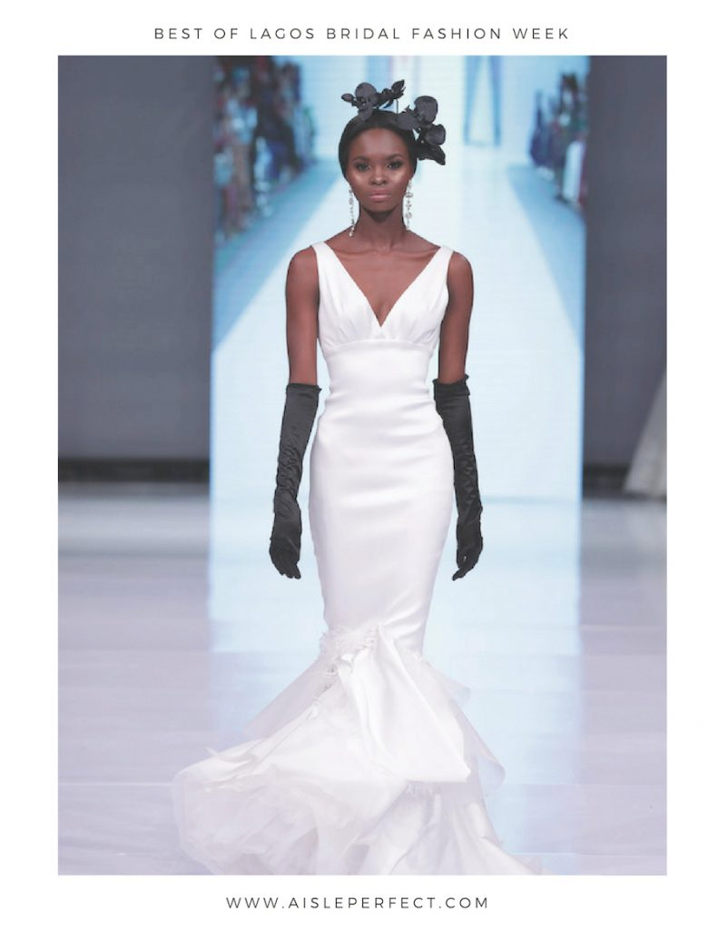 e2954bdff797 We are SO excited to finally have a Bridal Fashion Week in Lagos and are  beyond proud of the talent there. We had the pleasure of attending and were  blown ...