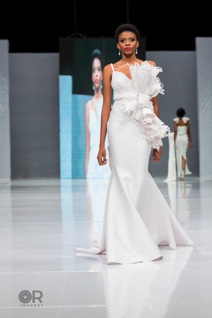 Bibi Lawrence Wedding Dress