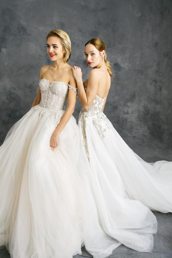 Galia Lahav spring 2019 dresses