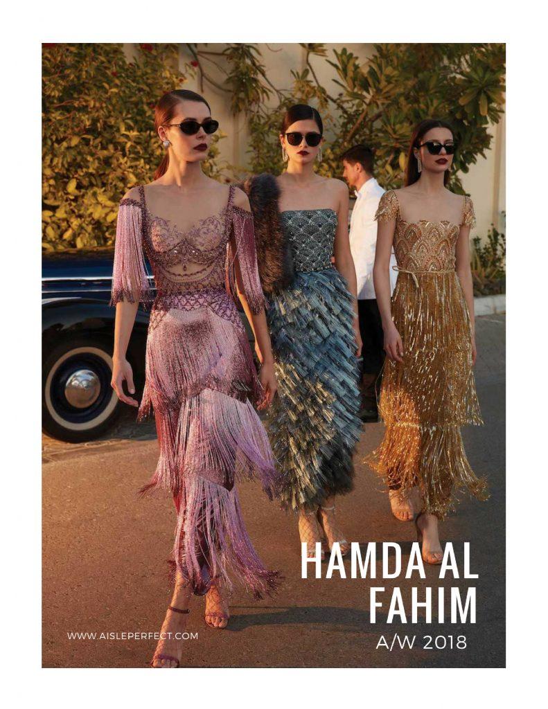 Hamda Al Fahim AW 2018
