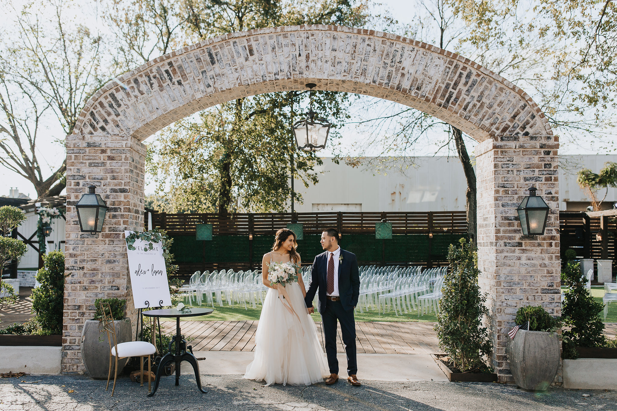 8ad05e0108 I feel like neutral tones with gorgeous greenery is quickly becoming this  summer s wedding theme