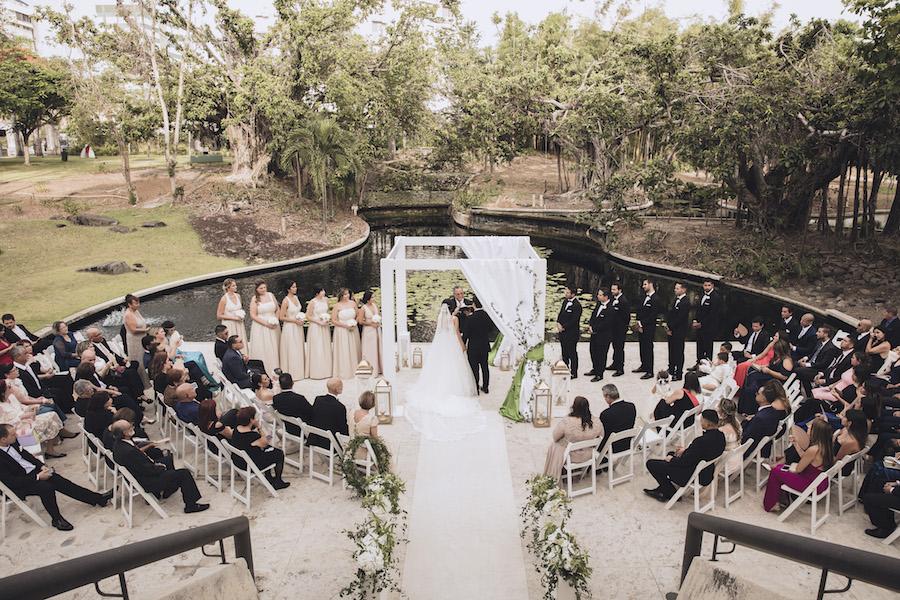 Puerto Rico Wedding Venue.Magical Garden Wedding In Puerto Rico Perfete