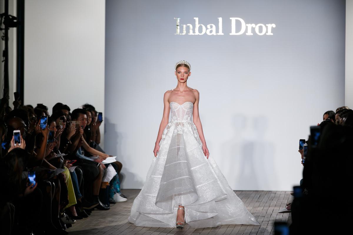 NYBFW: Inbal Dror Capri 2019 Bridal Collection - Perfete