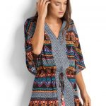colorful stylish and versatile beach swimwear coverup