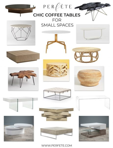 Chic Coffee Tables