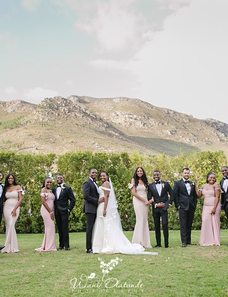 Effortless Blush Cape Town Wedding at La Paris Estate-12