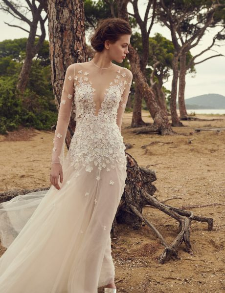 Costarellos Spring 2020 Bridal Collection-22