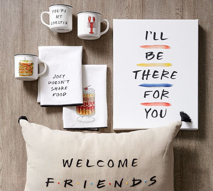 Friends Ill be there for you art