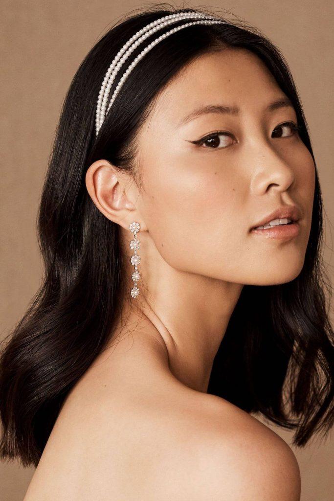 BHLDN Pearl Headband Trend Zita