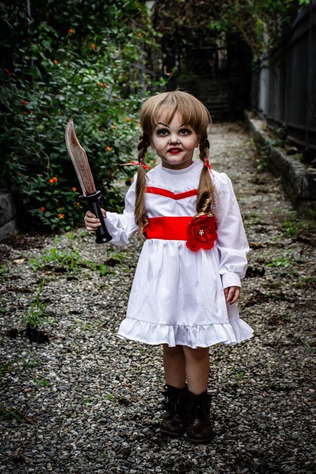 Anabelle Kids Costume