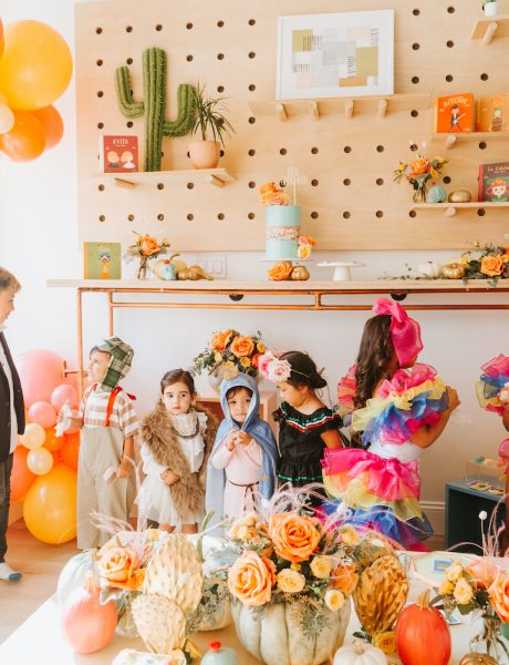 Chic & Sweet Kids Halloween Party-26