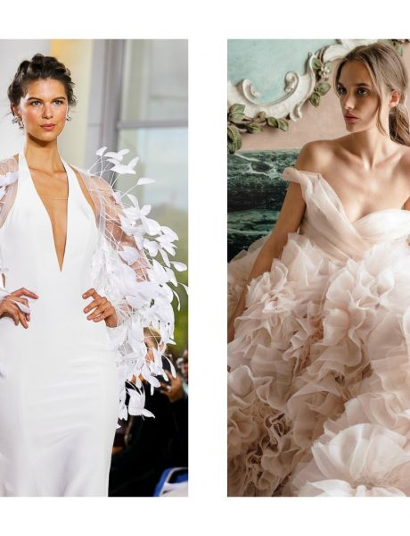 Perfete Bridal Fashion Week Trends