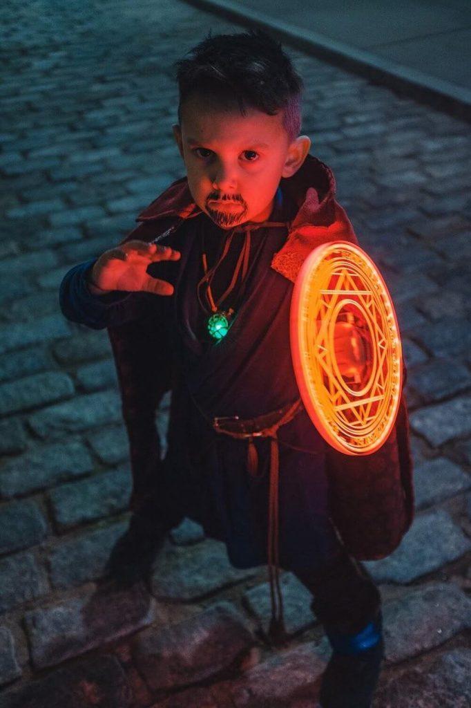 dr strange kids costume