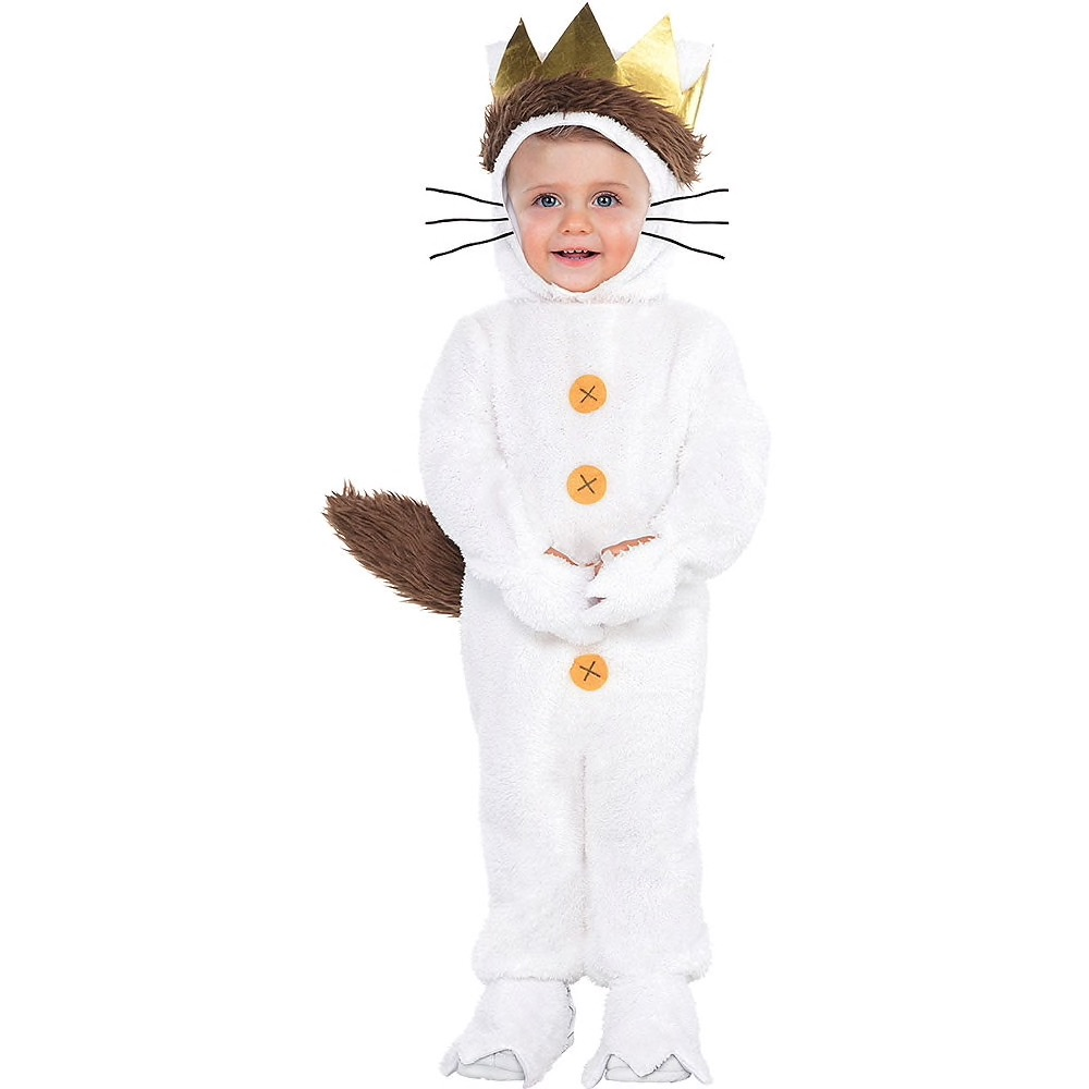 wild things max costume