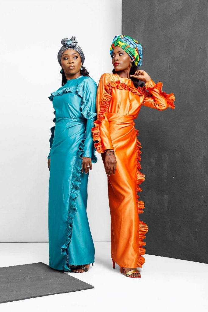 Iro and Buba for Holiday Party by ForStyleSake