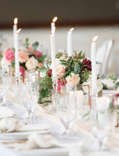 Romantic Styled Wedding with Soft, Neutral Details-19