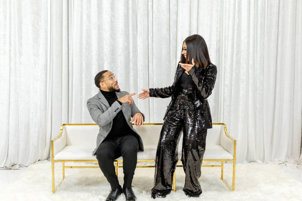 Darius and Mahalia Jessup
