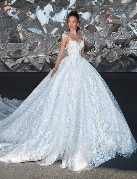Ballgown Lovers Rejoice: The WONÁ Bridal Diva Wedding Dress Collection-19