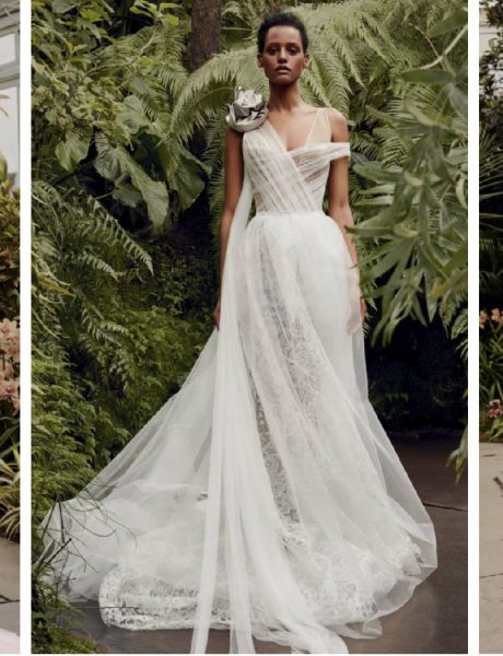 Vera Wang Spring Bridal Collection