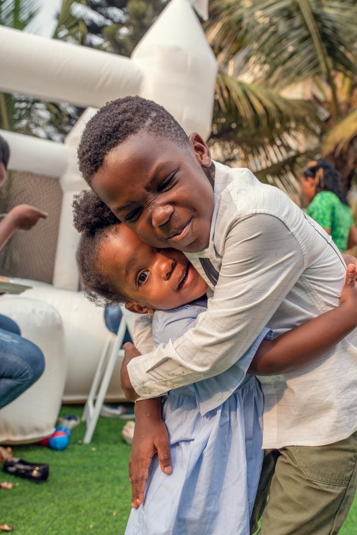 beautiful black children