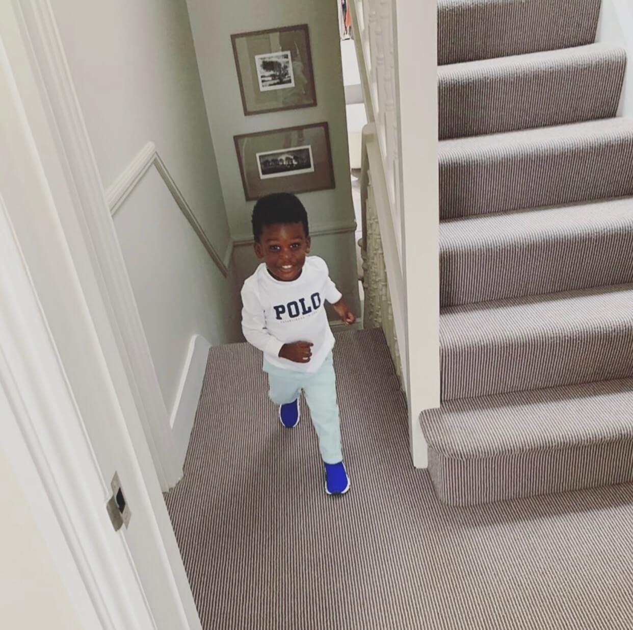 Ozzy Etomi dear black child