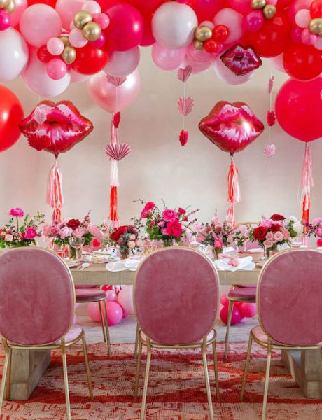 At Home Bridal Shower Decor Ideas 2